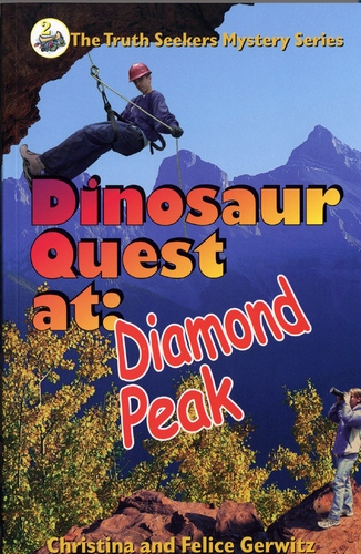 Dinosaur Quest at: Diamond Peak