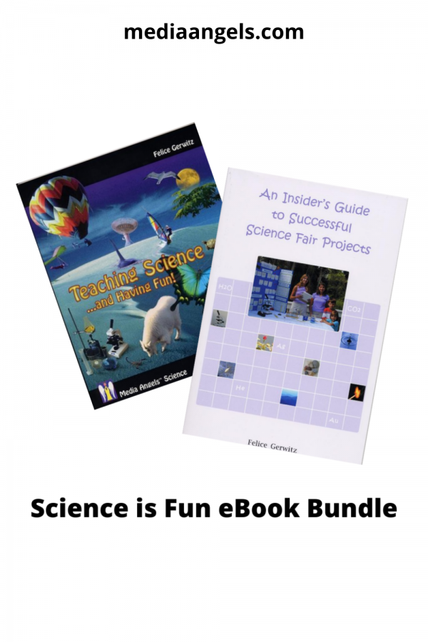 Includes special Insiders guide to Science Experiments and Teaching Science and Having Fun ebooks.