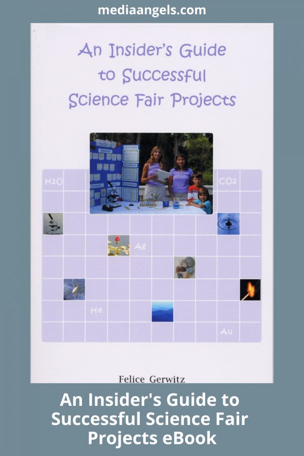 """Great resource for a winning science fair project! """"This is an invaluable resource to anyone who wants to learn how to create a serious science fair project. It is also a great resource for those who would like to organize a science fair for their local homeschool group. Mrs. Gerwitz has done a remarkable job of gathering all of the information that you need and putting it into one easy-to-read book."""" Dr. Jay L. Wile Author, Science In The Beginning."""